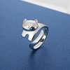 Cute Cat Ring - Fantasy Jewelry Online