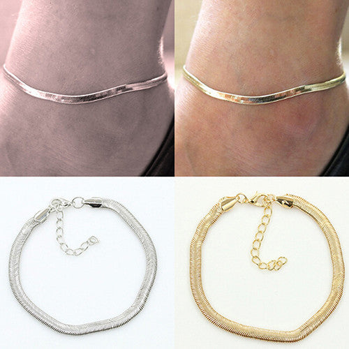 Sexy Fish Scales Anklet - Fantasy Jewelry Online