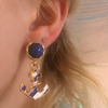 Anchor Studs Earrings - Fantasy Jewelry Online