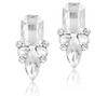 Crystal Stud Earrings - Fantasy Jewelry Online