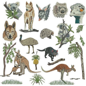 Aussie Animals 01 CD