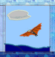 Flying Fox 1 - Aussie Fauna Block