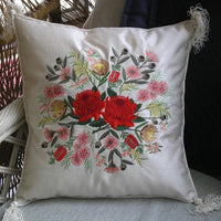 Floral Bouquet Cushion 01 - CD