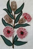 Floral Applique 01