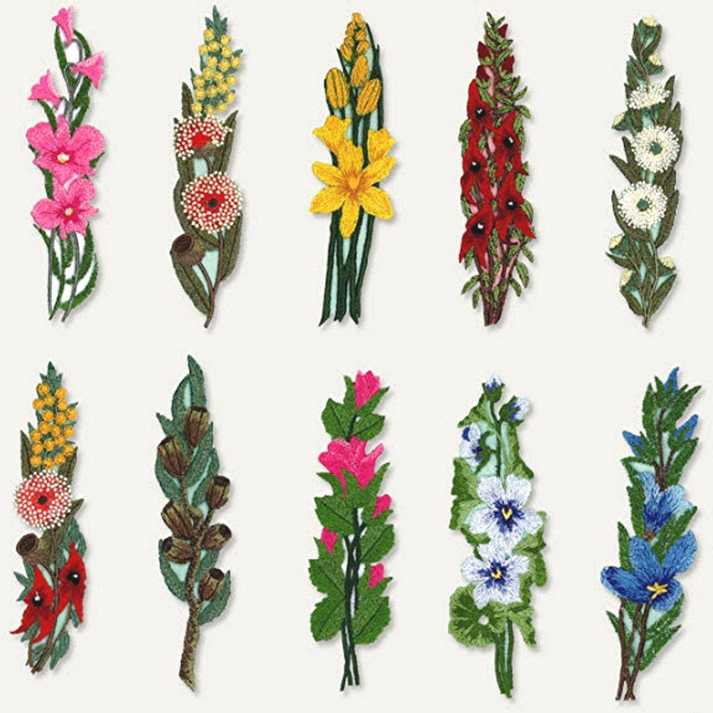 Floral Bookmarks - CD