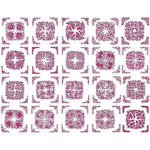 Candlewick Quilt Blocks 02