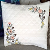 Gum Blossoms and Wattle Cushion - CD