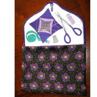 Thread Bag Topper 01