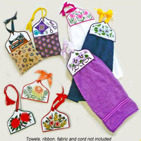 Towel and Bag Toppers
