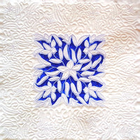 Reverse Applique 3 - Royal Bluebell