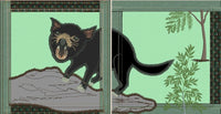 Tasmanian Devil - Aussie Fauna Blocks