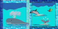 Whale - Aussie Fauna Blocks