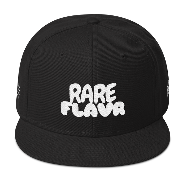 RareFlavr Snap Back Hat