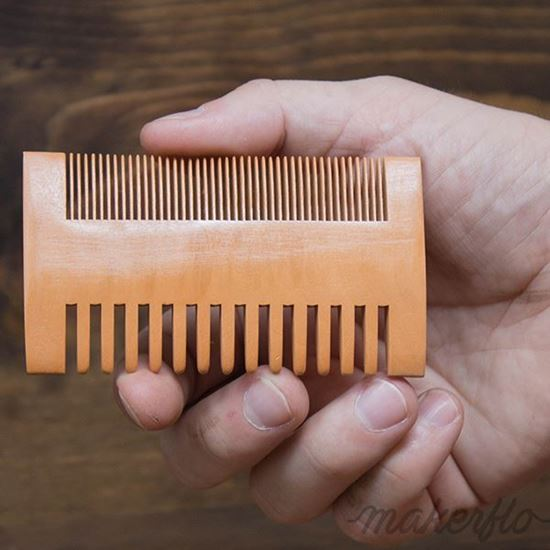 Beard Comb (MV STORE) - Laser Light Industries