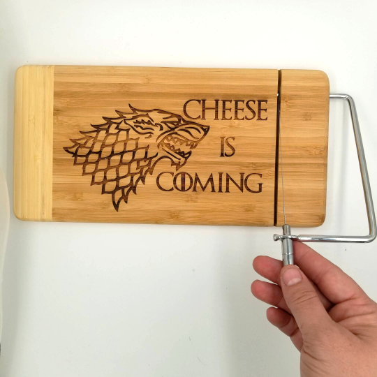 Cheese Board (MV STORE) - Laser Light Industries