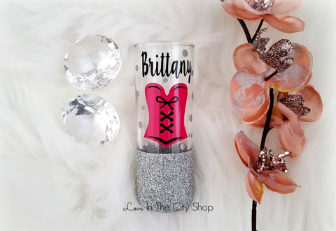 Bachelorette Shot Glass - love-in-the-city-shop