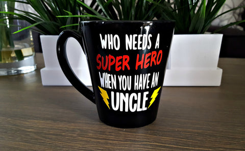 Uncle Coffee Mug - love-in-the-city-shop