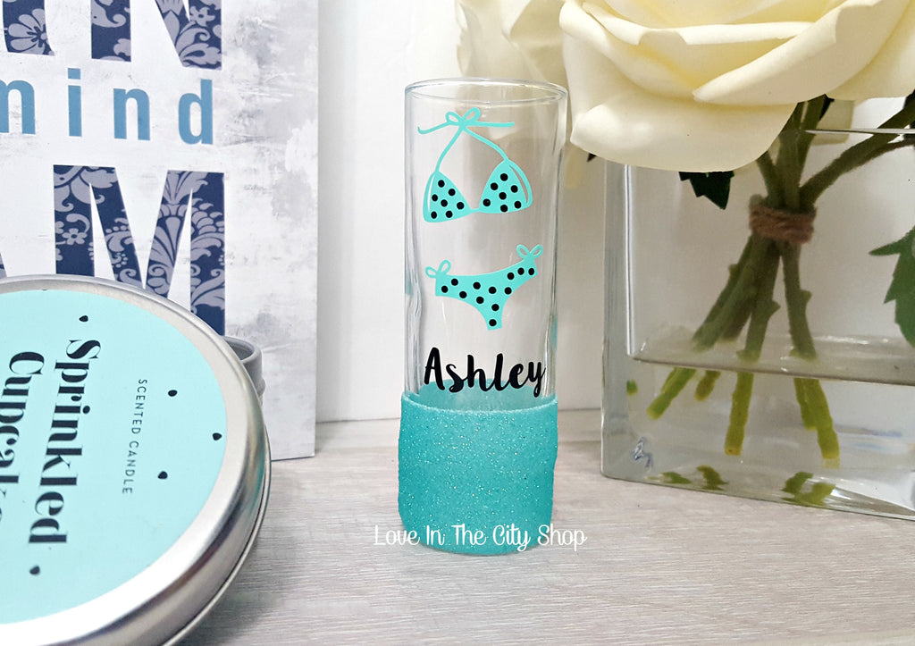 Bridesmaid Shot Glass - love-in-the-city-shop