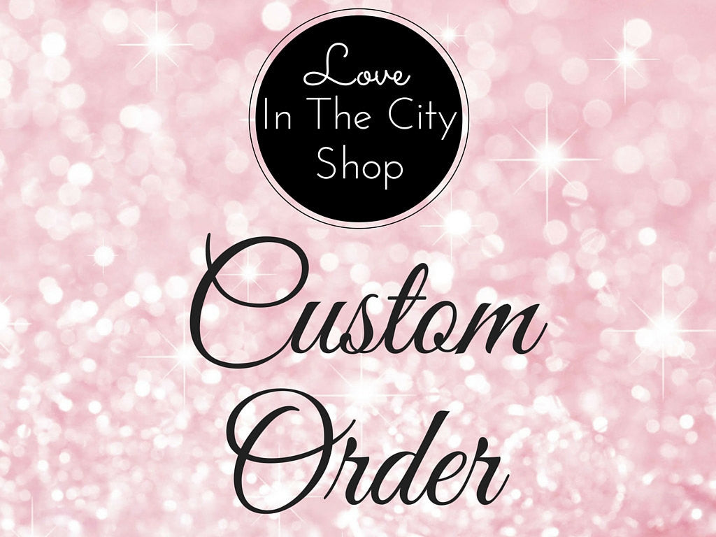 Custom Order - Fiercely Fit Tumbler - love-in-the-city-shop
