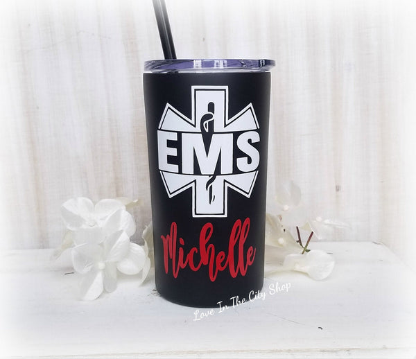 EMS Metal Tumbler (Mini Tumbler) - love-in-the-city-shop