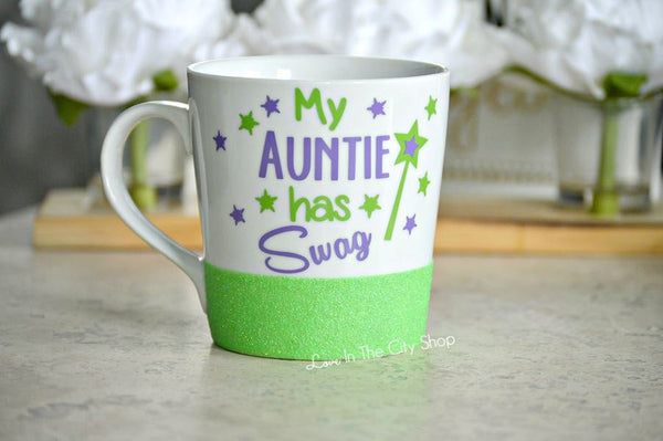 My Auntie has Swag Coffee Mug - love-in-the-city-shop
