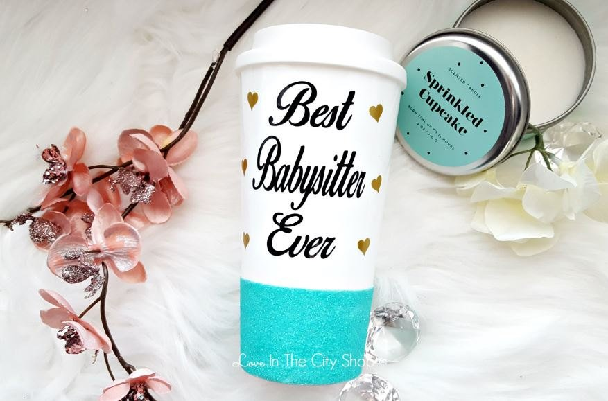 Best Babysitter Travel Mug - love-in-the-city-shop