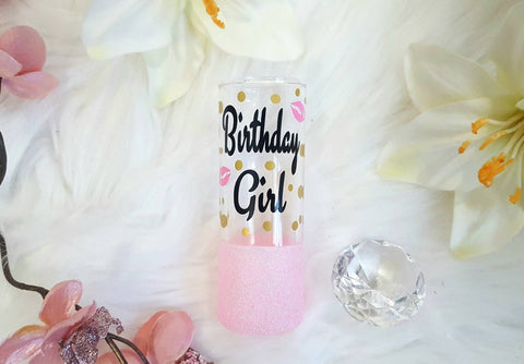 Birthday Girl Shot Glass - love-in-the-city-shop
