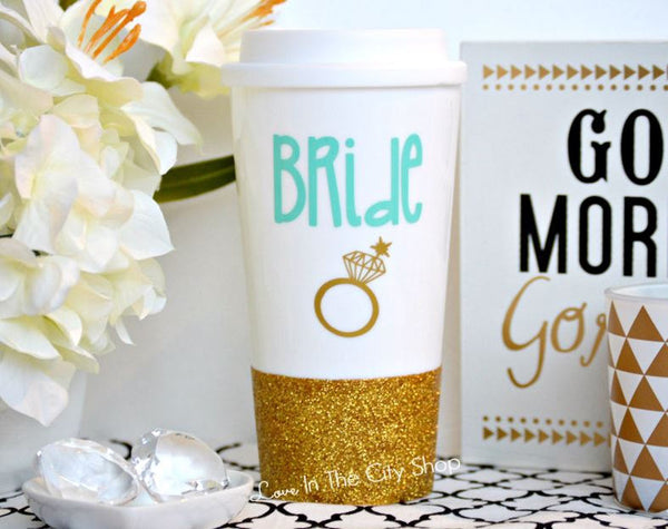 Bride Travel Mug - love-in-the-city-shop