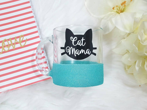 Cat Mama Coffee Mug - love-in-the-city-shop