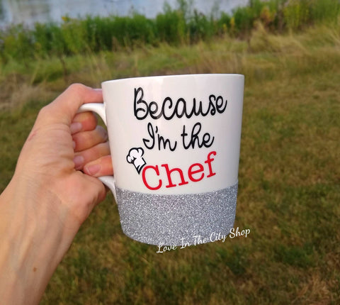 Chef Coffee Mug - love-in-the-city-shop