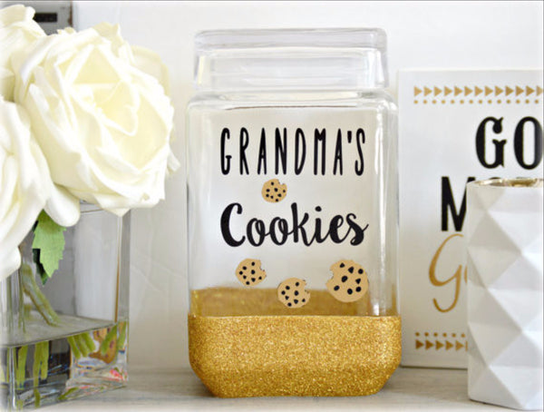 Grandmas Cookie Jar - love-in-the-city-shop
