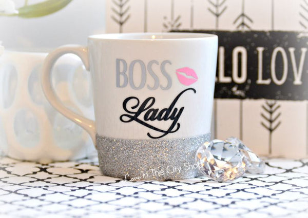 Boss Coffee Mug - love-in-the-city-shop