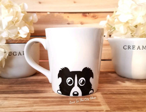 Dog Coffee Mug - love-in-the-city-shop