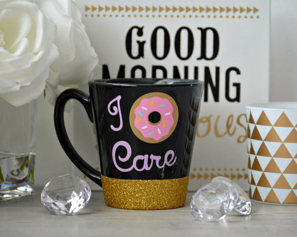 I Donut Care Coffee Mug - love-in-the-city-shop