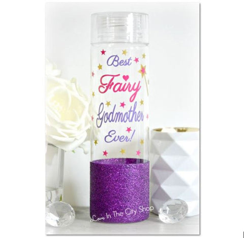 Fairy Godmother Water Bottle - love-in-the-city-shop