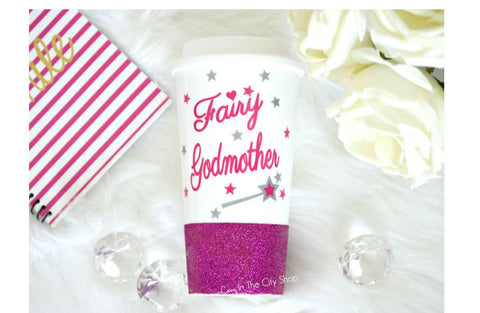 Fairy Godmother Travel Mug - love-in-the-city-shop