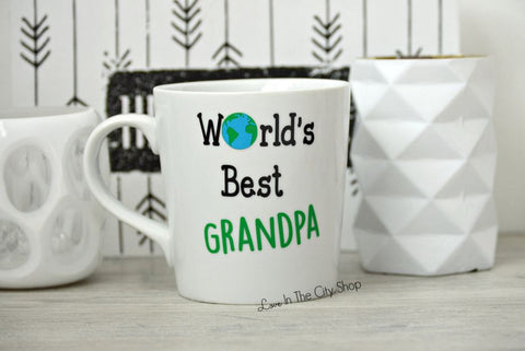 Grandpa Coffee Mug - love-in-the-city-shop