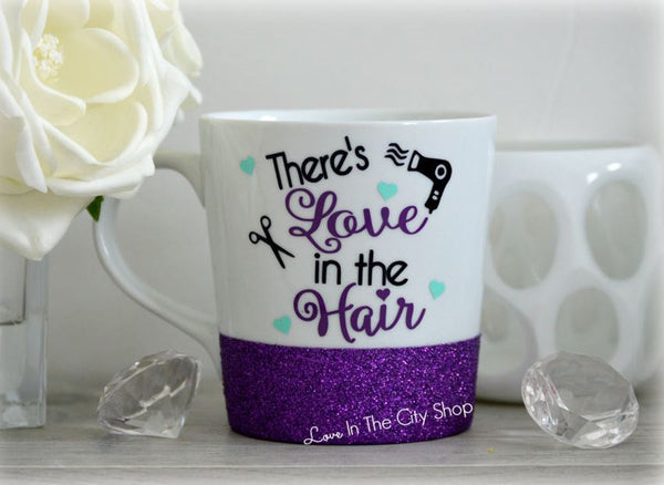 Hair Stylist Coffee Mug - love-in-the-city-shop