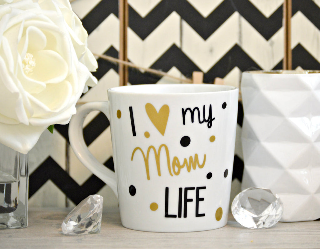 Mom Life Coffee Mug - love-in-the-city-shop