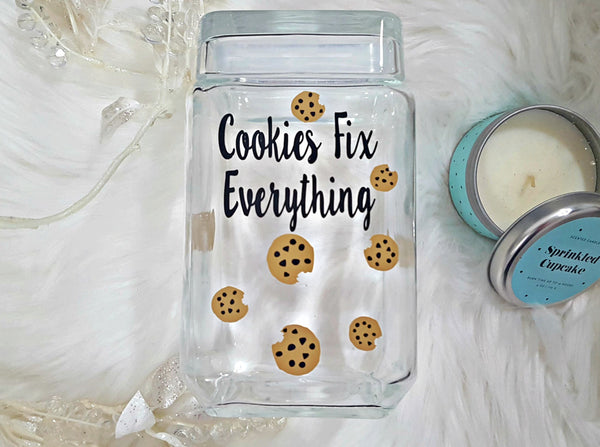 Funny Cookie Jar - love-in-the-city-shop