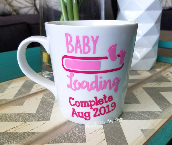 Pregnancy Coffee Mug - love-in-the-city-shop