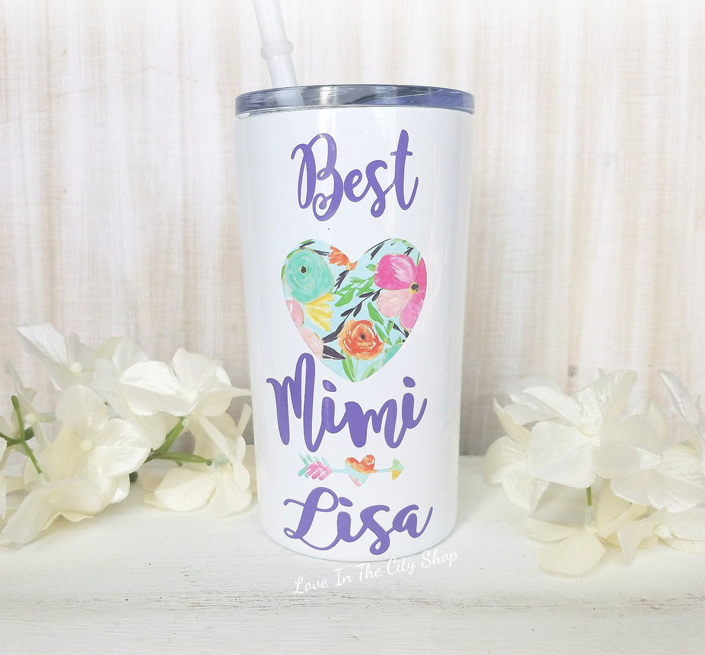 Best Mimi Metal Tumbler (Mini Tumbler) - love-in-the-city-shop