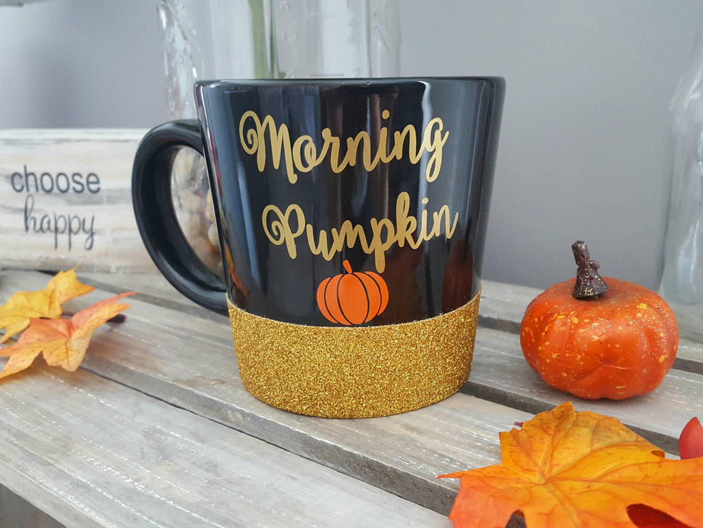 Morning Pumpkin Coffee Mug - love-in-the-city-shop
