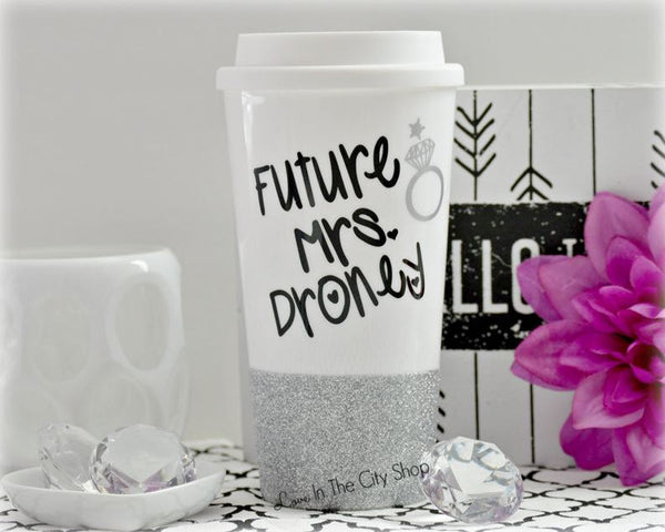Future Mrs. Travel Mug - love-in-the-city-shop