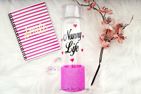 Nanny Life Water Bottle - love-in-the-city-shop