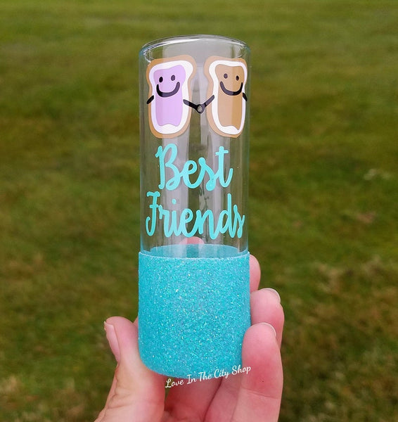 Best Friends Shot Glass - love-in-the-city-shop