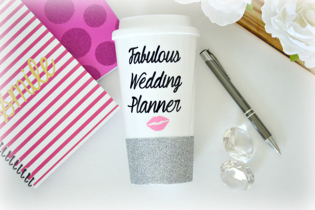 Wedding Planner Travel Mug - love-in-the-city-shop