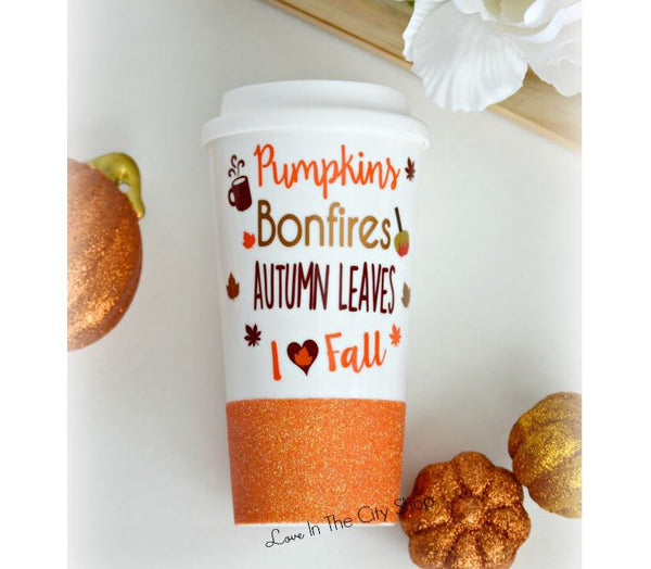 Fall Travel Mug - love-in-the-city-shop
