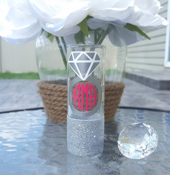 Engagement Ring Shot Glass - love-in-the-city-shop