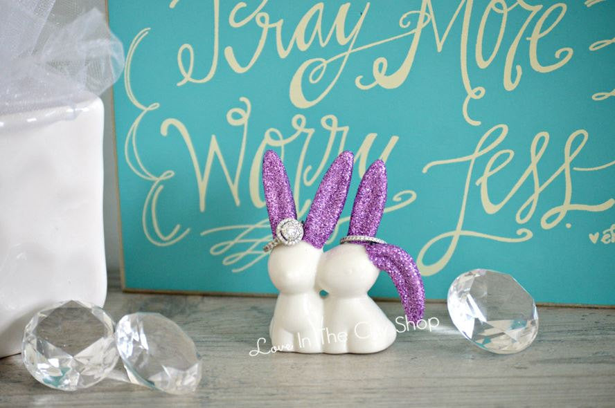 Rabbit Ring Holder – Love In The City Shop
